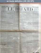 LE BRIARD  numéro 30 du 17 avril 1897