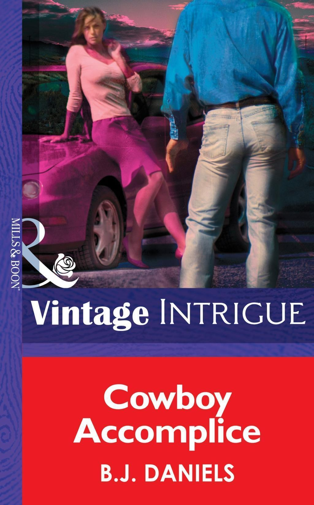 Cowboy Accomplice (Mills & Boon Intrigue) (McCalls' Montana, Book 2)