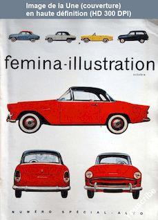 FEMINA ILLUSTRATION numéro 29 du 01 octobre 1956