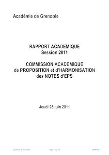2011-Rapport ComAcad examEPS