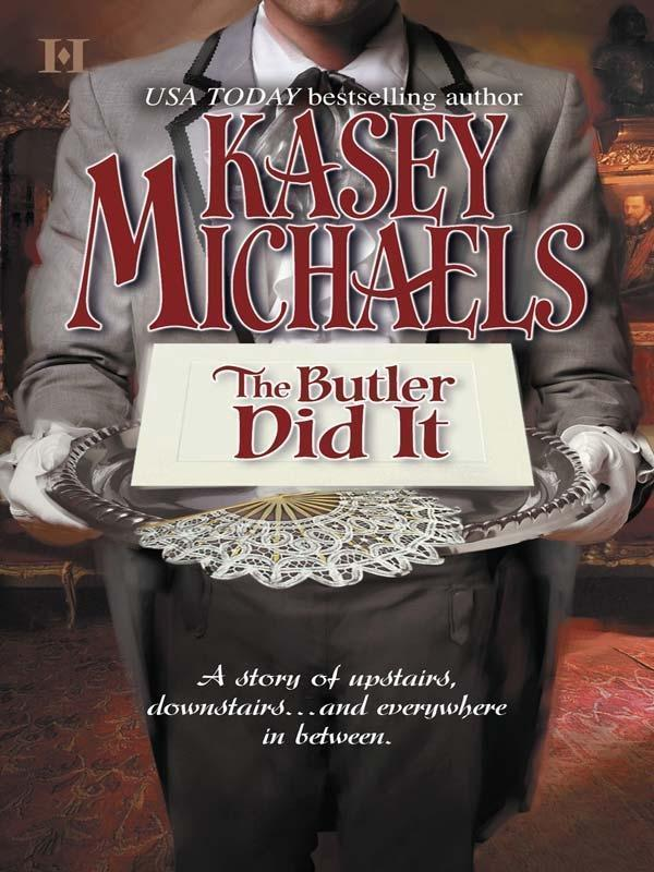 The Butler Did It (Mills & Boon M&B)