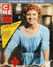 CINE REVUE numéro 40 du 04 octobre 1957