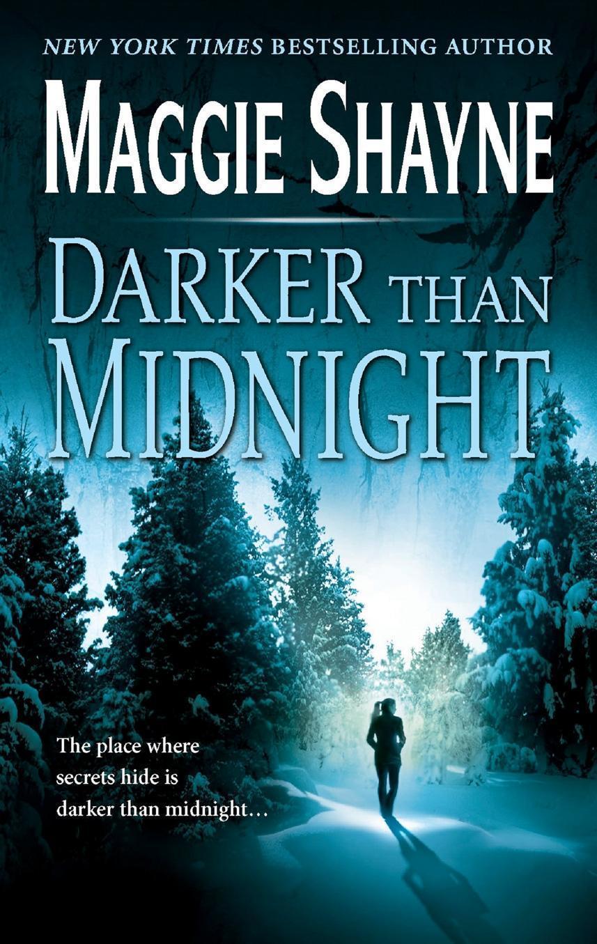 Darker Than Midnight (Mills & Boon M&B)