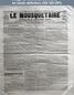 LE MOUSQUETAIRE  numéro 314 du 05 octobre 1854