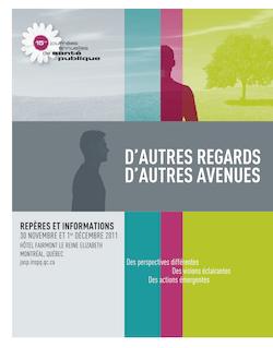 D'AUTRES REGARDS D'AUTRES AVENUES