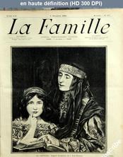 LA FAMILLE  numéro 1418 du 09 décembre 1906