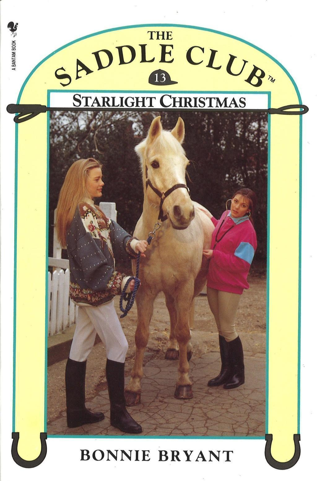 Saddle Club Book 13: Starlight Christmas