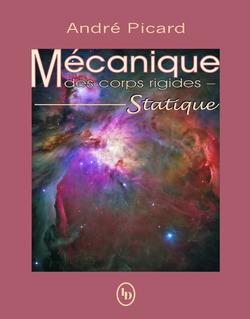 Mécanique des corps rigides statique