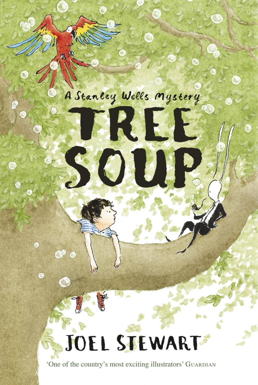 Tree Soup: A Stanley Wells Mystery
