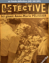 QUI DETECTIVE numéro 534 du 24 septembre 1956