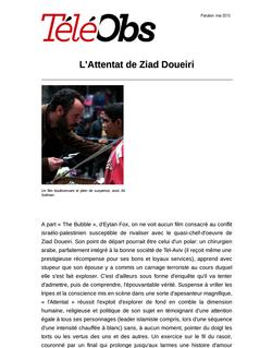 L'Attentat de Ziad Doueiri
