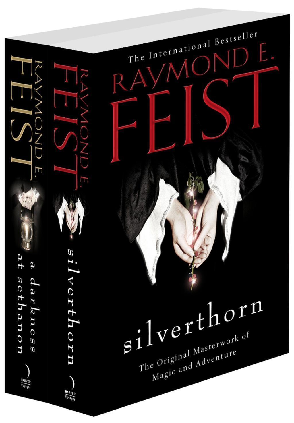 The Riftwar Saga Series Books 2 and 3: Silverthorn, A Darkness at Sethanon