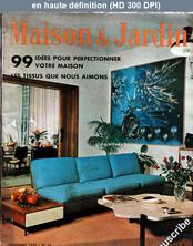MAISON ET JARDIN numéro 32 du 01 novembre 1955