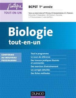 Biologie tout-en-un BCPST 1re année - 3e éd.