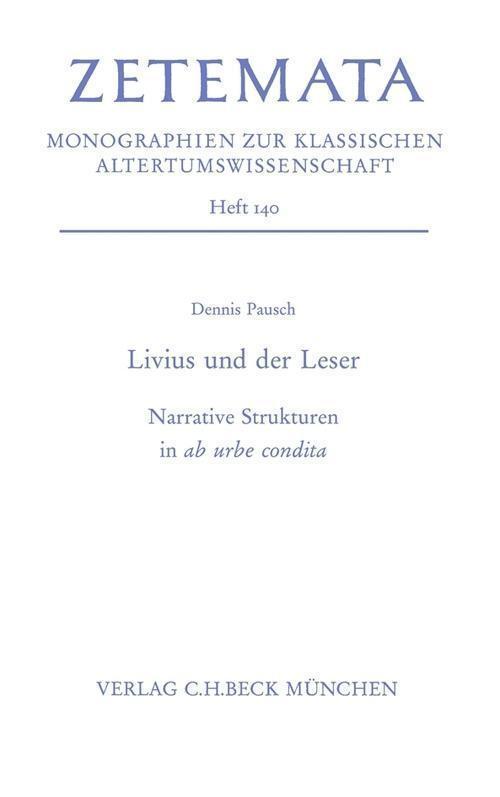 Livius und der Leser