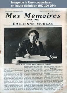 MES MEMOIRES numéro 107 du 12 décembre 1915