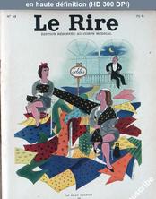 LE RIRE  numéro 48 du 01 septembre 1955