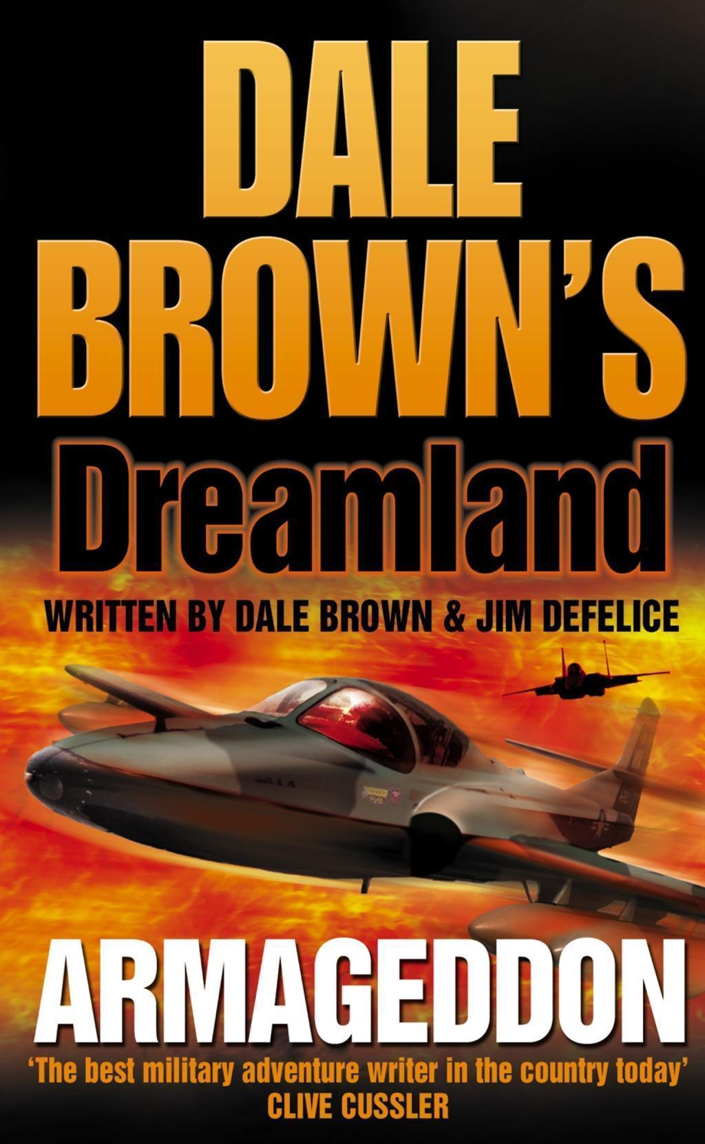 Armageddon (Dale Brown's Dreamland, Book 6)