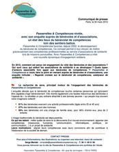 COM-Communiqu- Etude-201003301