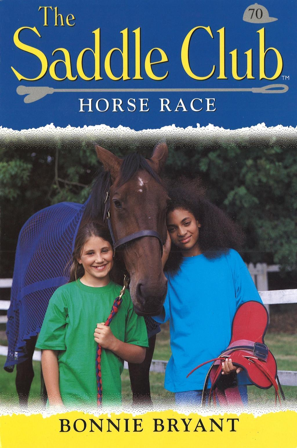 Saddle Club 70: Horse Race