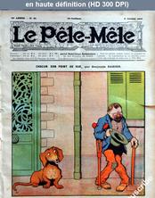 LE PELE MELE  numéro 41 du 09 octobre 1910