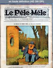 LE PELE MELE  numéro 51 du 19 décembre 1909