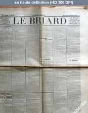 LE BRIARD  numéro 12 du 14 février 1900