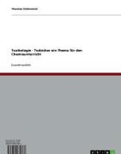 Toxikologie - Todsicher ein Thema für den Chemieunterricht