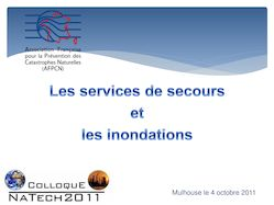 Colloque NATECH