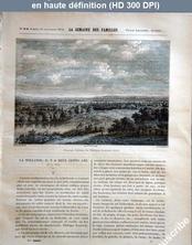 LA SEMAINE DES FAMILLES  numéro 24 du 13 septembre 1879