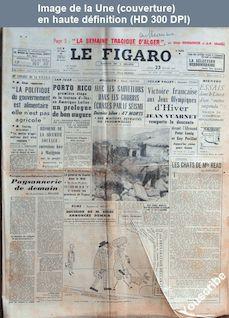 LE FIGARO  numéro 4811 du 23 février 1960