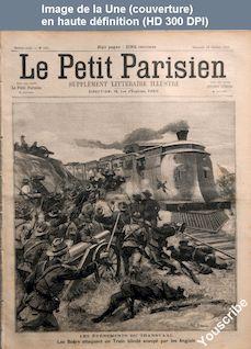 LE PETIT PARISIEN ILLUSTRE  numéro 560 du 29 octobre 1899