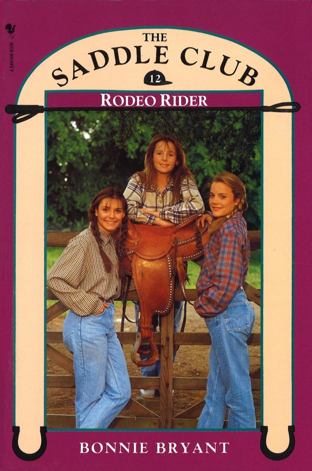 Saddle Club Book 12: Rodeo Rider