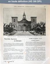 LES MISSIONS CATHOLIQUES  numéro 1842 du 23 septembre 1904