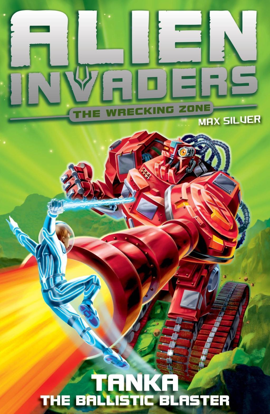 Alien Invaders 10: Tanka - The Ballistic Blaster