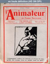 L' ANIMATEUR DES TEMPS NOUVEAUX  numéro 44 du 07 janvier 1927