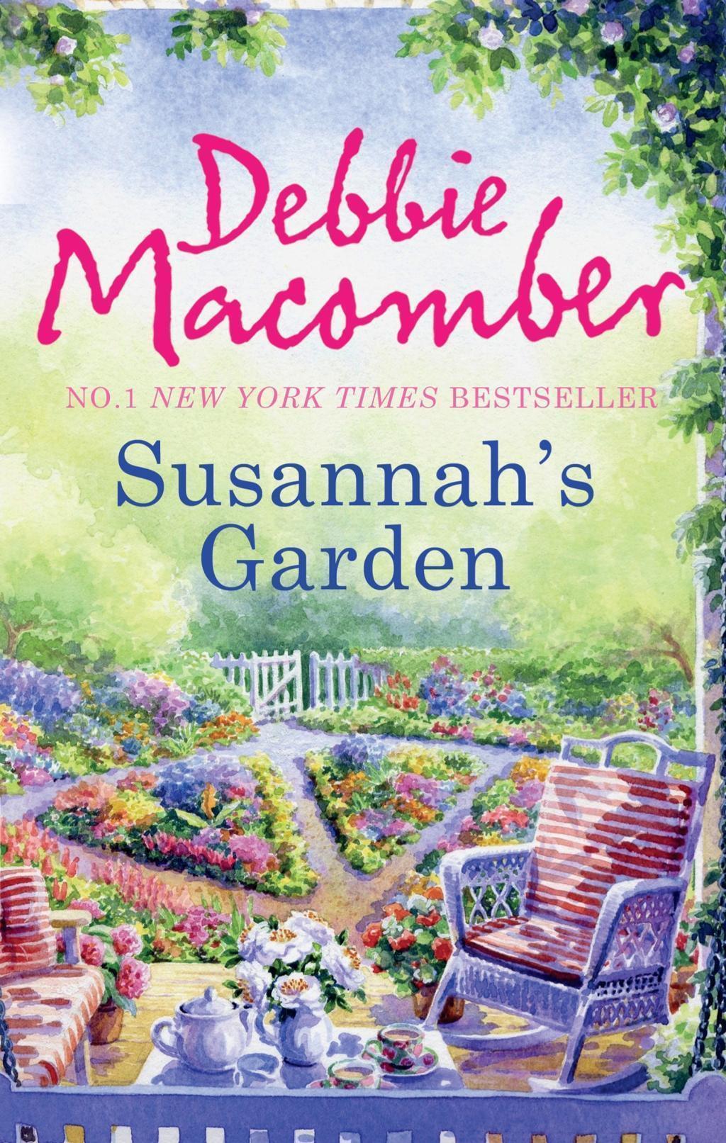 Susannah's Garden (Mills & Boon M&B) (A Blossom Street Novel, Book 3)
