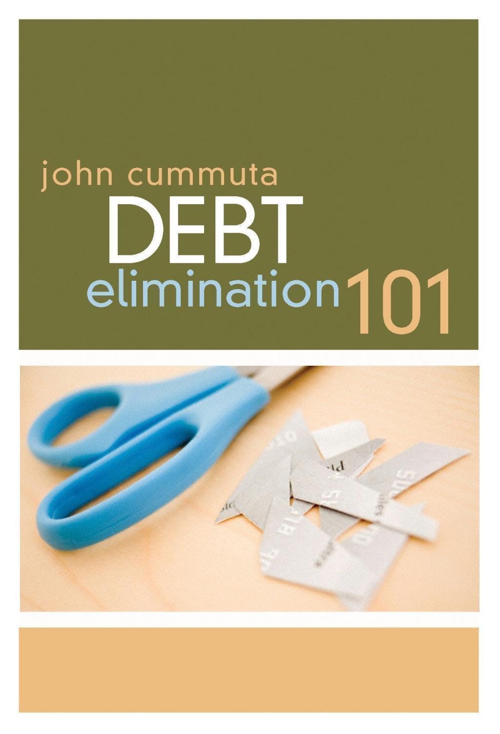 Debt Elimination 101