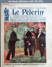 LE PELERIN  numéro 2431 du 28 octobre 1923