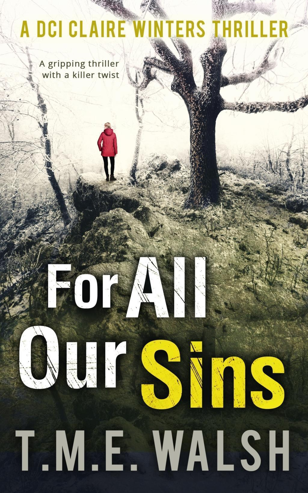 For All Our Sins (DCI Claire Winters, Book 1)