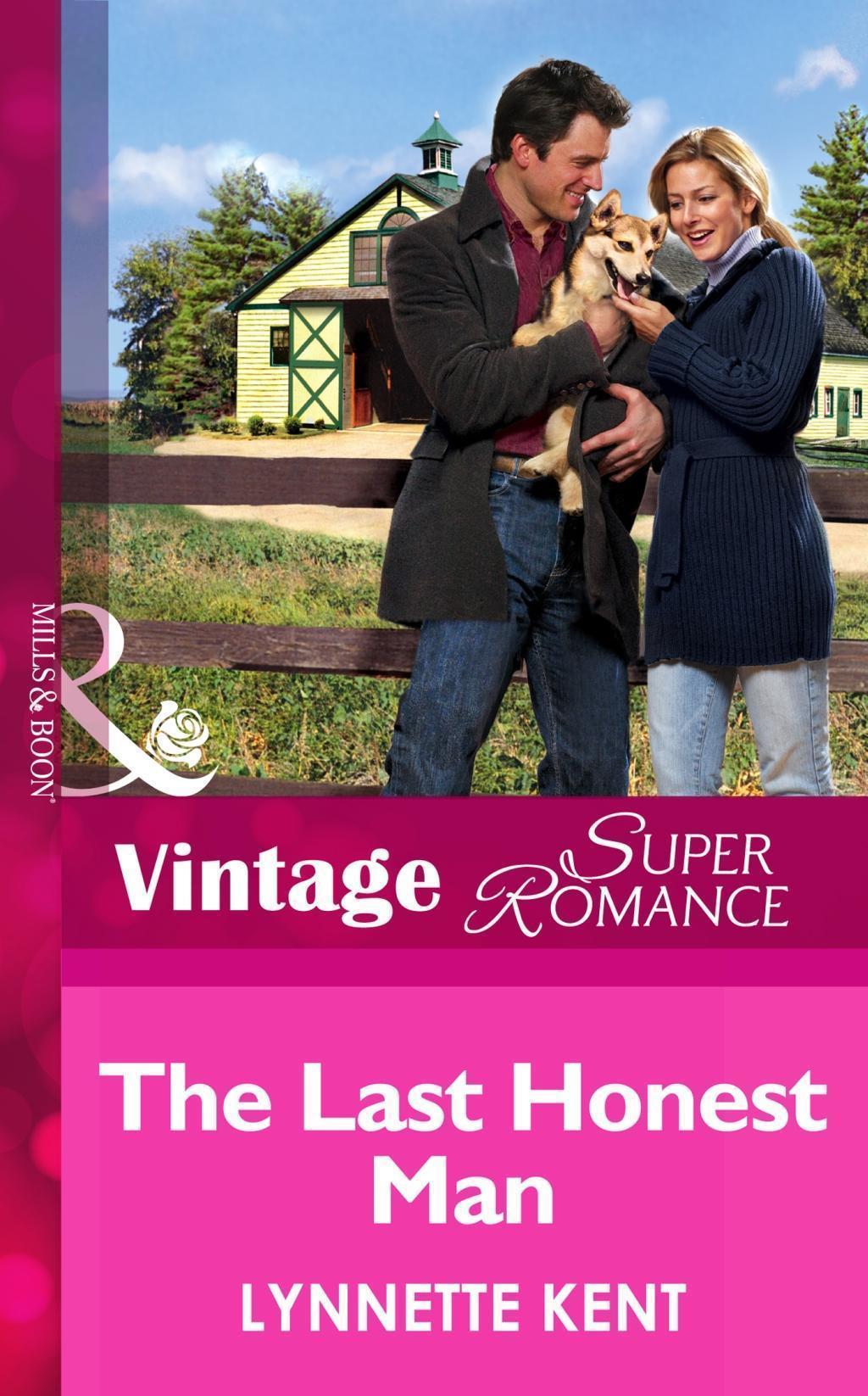 The Last Honest Man (Mills & Boon Vintage Superromance) (At the Carolina Diner, Book 3)