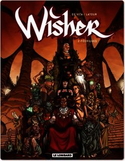 Wisher - Tome 2 - Merlin