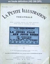 LA PETITE ILLUSTRATION THEATRE  numéro 2 du 12 avril 1919