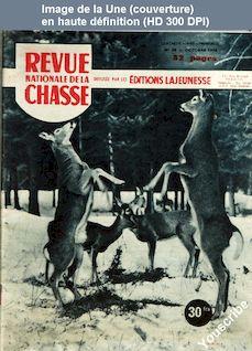 REVUE NATIONALE DE LA CHASSE numéro 38 du 01 octobre 1950