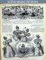 LA MODE ILLUSTREE  numéro 21 du 24 mai 1896