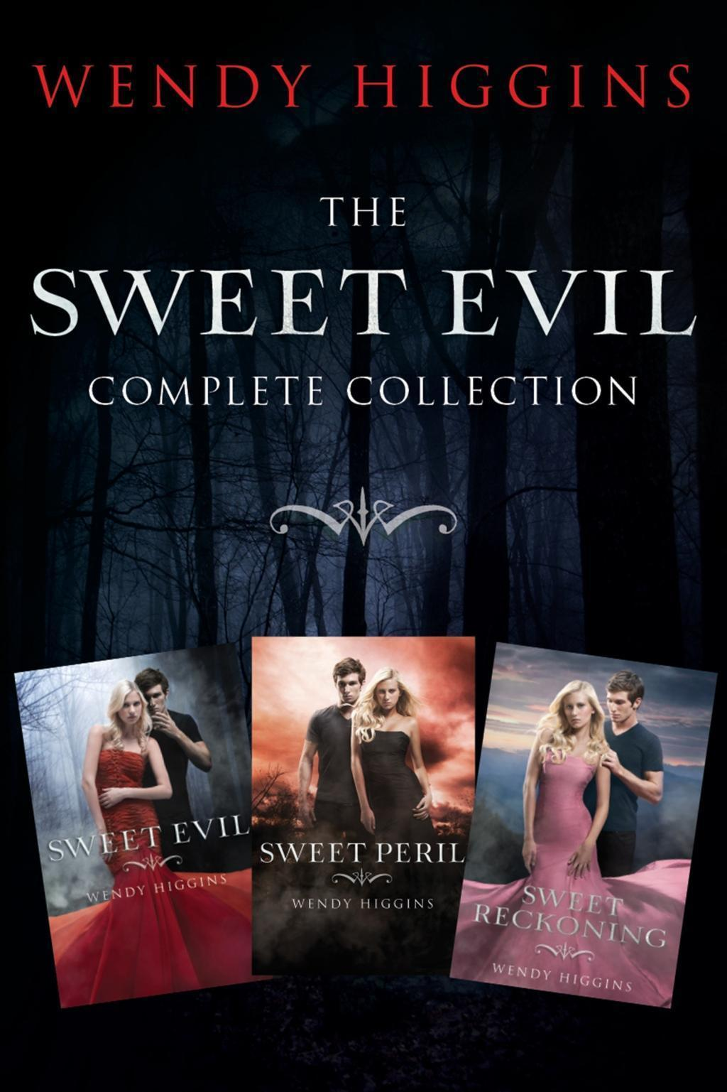 Sweet Evil 3-Book Collection