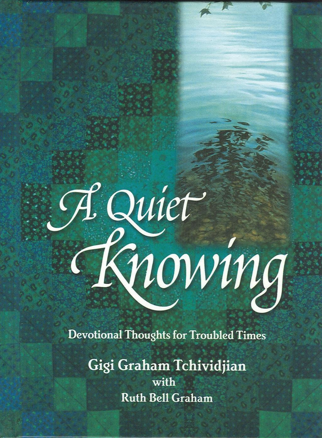 A Quiet Knowing