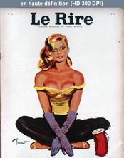 LE RIRE  numéro 58 du 01 juillet 1956