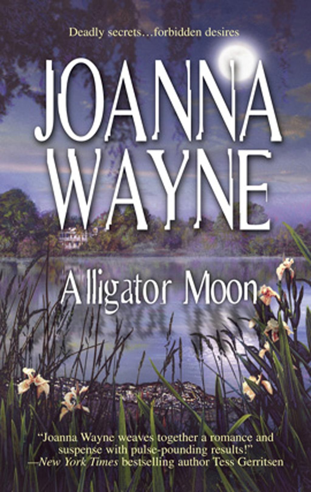 Alligator Moon (Mills & Boon M&B)
