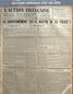 L' ACTION FRANCAISE  numéro 164 du 13 juin 1927